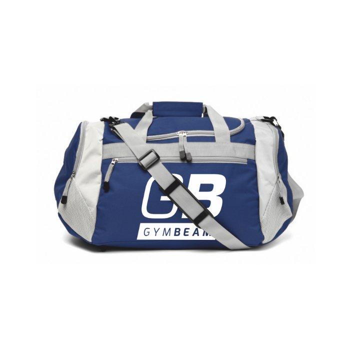 Modrá sportovní taška GymBeam