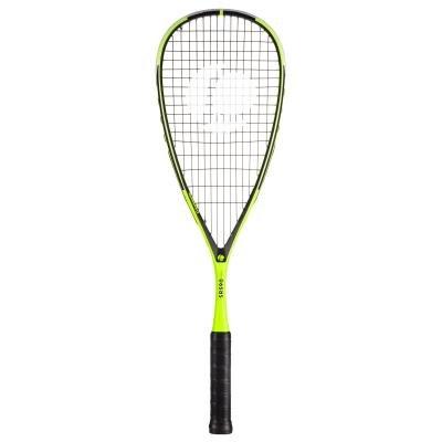 Žlutá raketa na squash Sr560, Opfeel