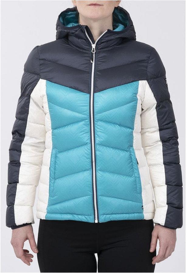 Různobarevná dámská bunda na běžky Swix