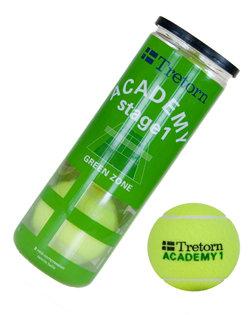 Tenisový míček Academy, Tretorn - 3 ks