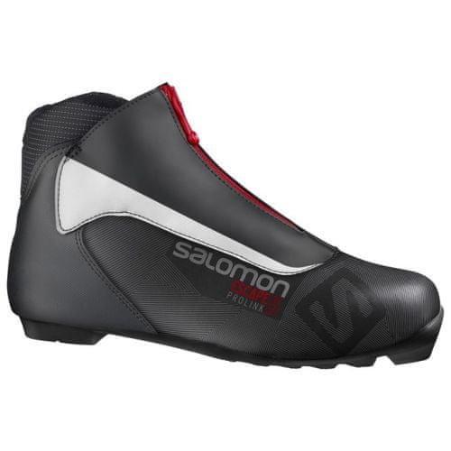 Černé pánské boty na běžky Salomon