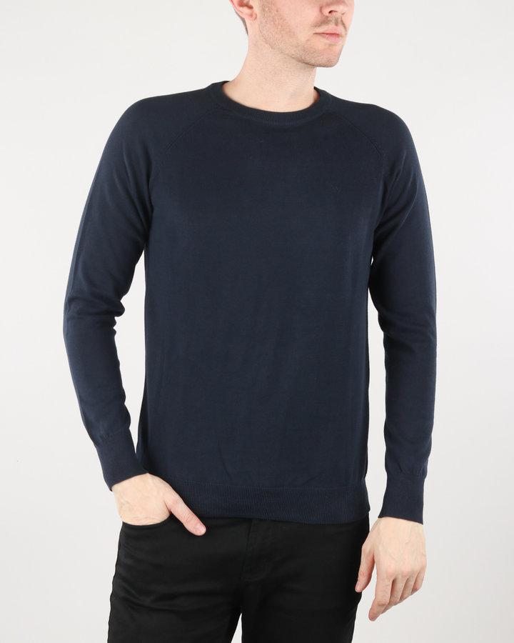 Modrý pánský svetr Wrangler
