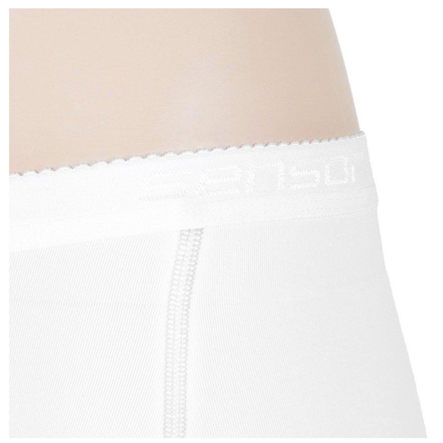 Bílé dámské kalhotky Stella, Sensor - velikost XL
