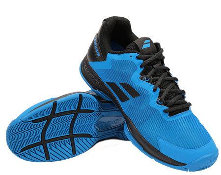 Modrá pánská tenisová obuv SFX 3, Babolat - velikost 41 EU