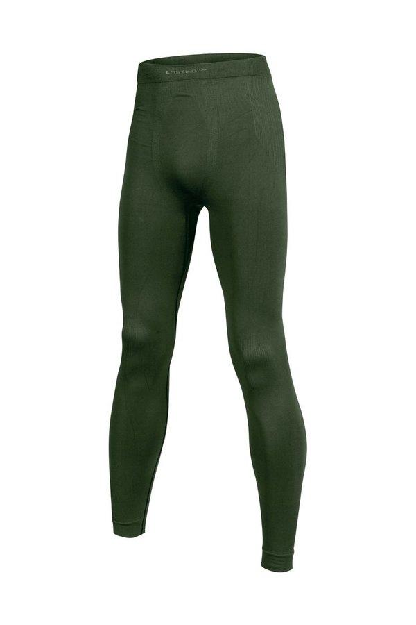 Zelené pánské funkční kalhoty Lasting - velikost XXS-XS