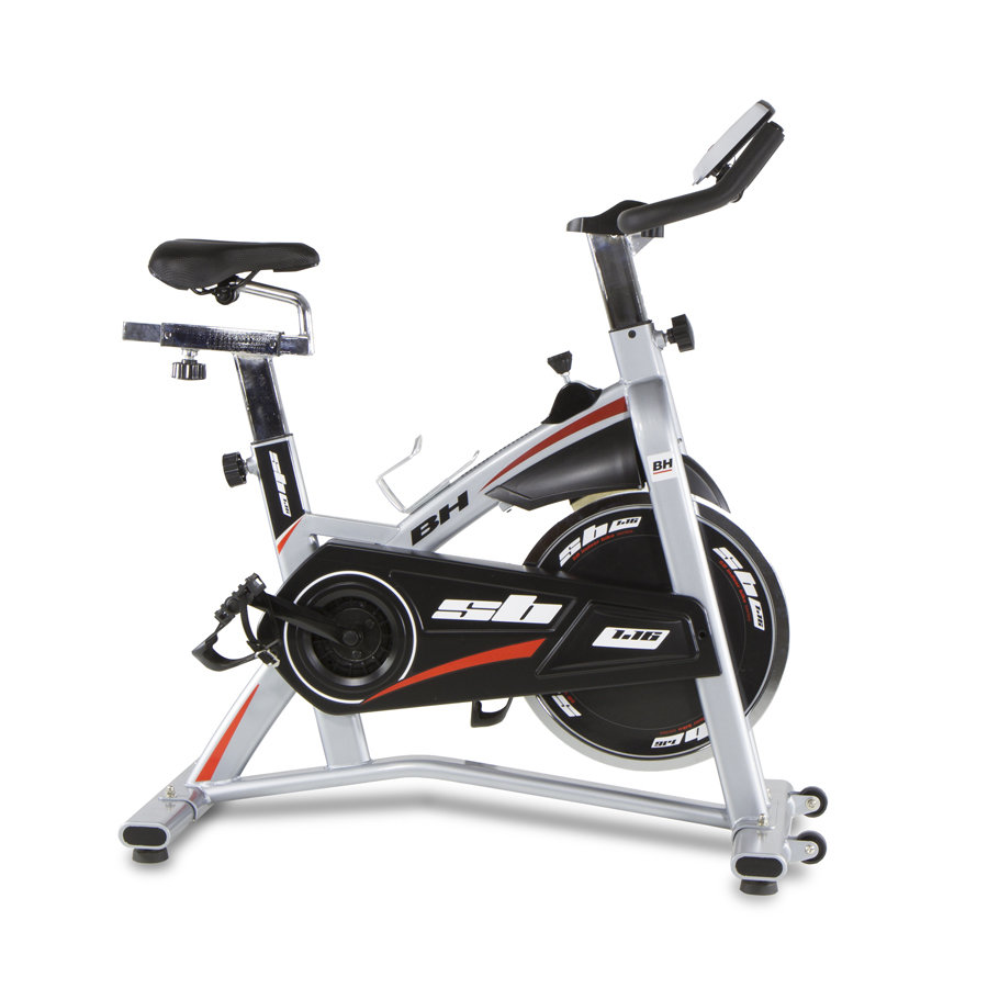 Cyklotrenažér SB 1.16, BH Fitness - nosnost 110 kg