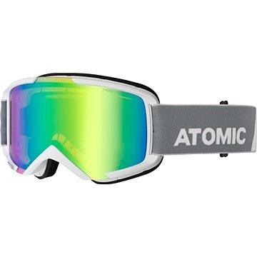 Šedé lyžařské brýle Atomic