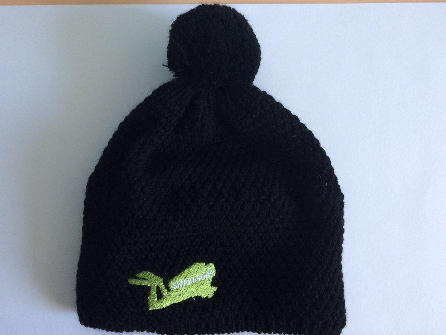 Zimní čepice - Zimní čepice Snakesub, lime