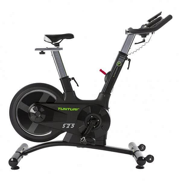 Cyklotrenažér Competence, Tunturi - nosnost 135 kg