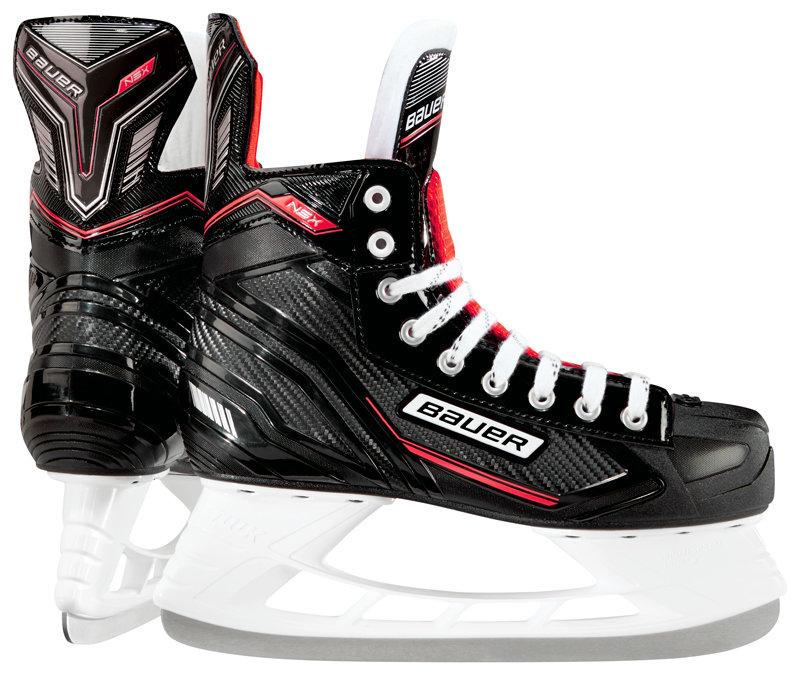 Chlapecké hokejové brusle NSX, Bauer - velikost 38,5 EU