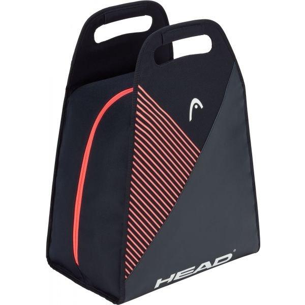 Černá taška na lyžařské boty pro 1 pár Head