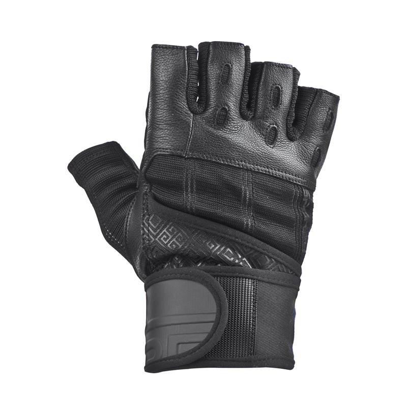 Černé fitness rukavice Spokey - velikost XL
