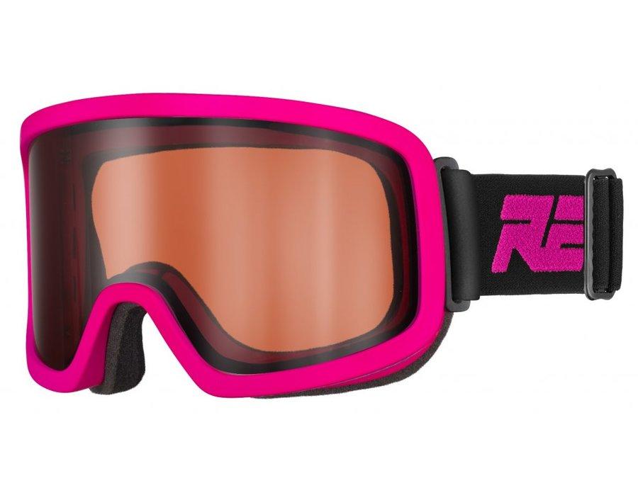 Růžové dámské lyžařské brýle Relax