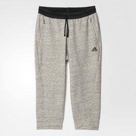 Šedé dámské tepláky Adidas