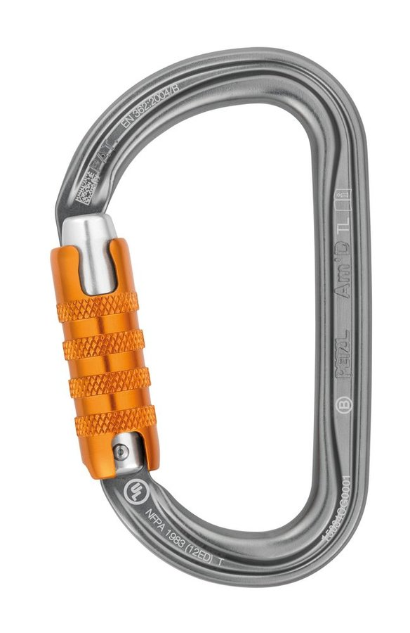 Karabina - Petzl Am'D Triact-Lock