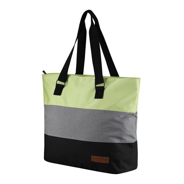 Šedo-žlutá dámská kabelka Alpine Pro