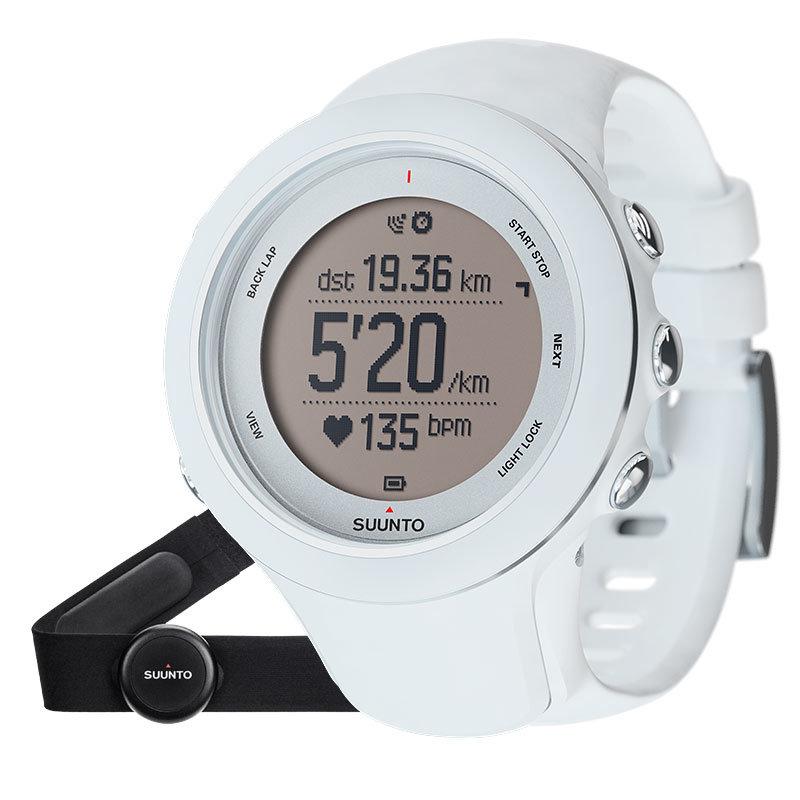Digitální sportovní chytré hodinky Ambit3 Sport (HR), Suunto