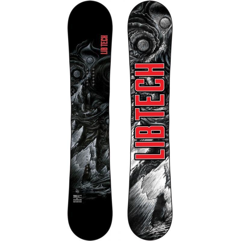Snowboard bez vázání LIB Tech - délka 157 cm