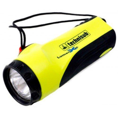 Potápěčská svítilna Lumen X4, TECHNISUB