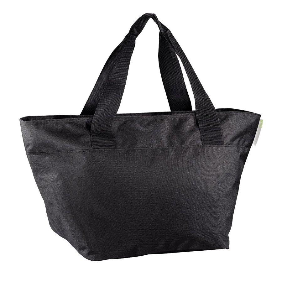 Kabelka - Aha plážová taška Black