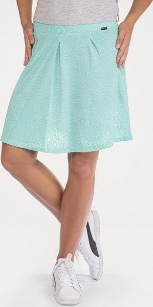 Zelená dámská sukně Sam 73