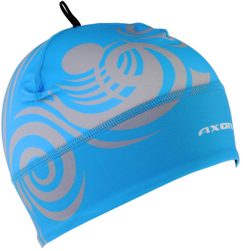 Modrá zimní čepice Axon - velikost L-XL