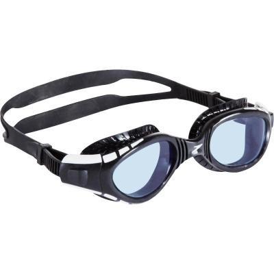 Černé unisex plavecké brýle FUTURA BIOFUSE, Speedo