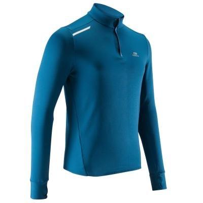 Modré pánské běžecké tričko Kalenji