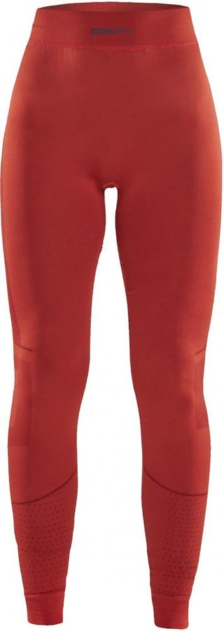 Červené dámské funkční kalhoty Craft