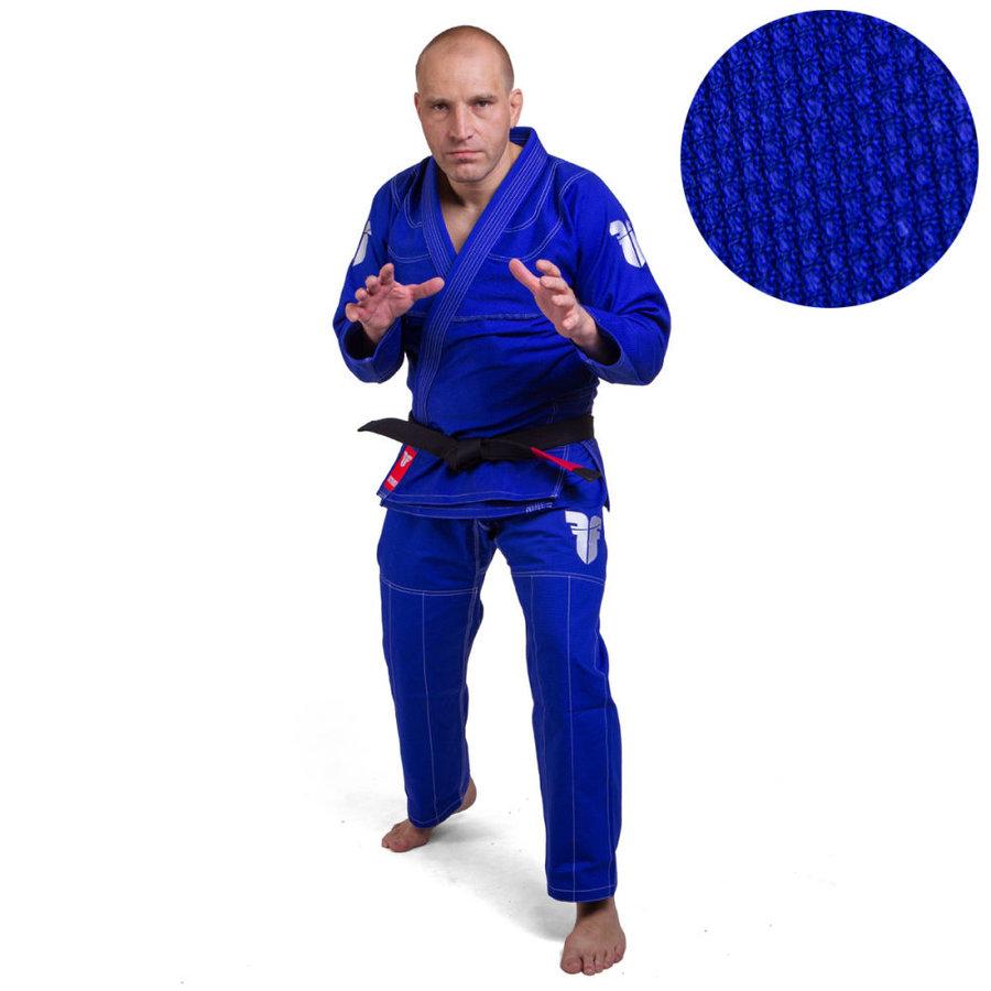 Modré kimono na jiu-jitsu Fighter - velikost 162