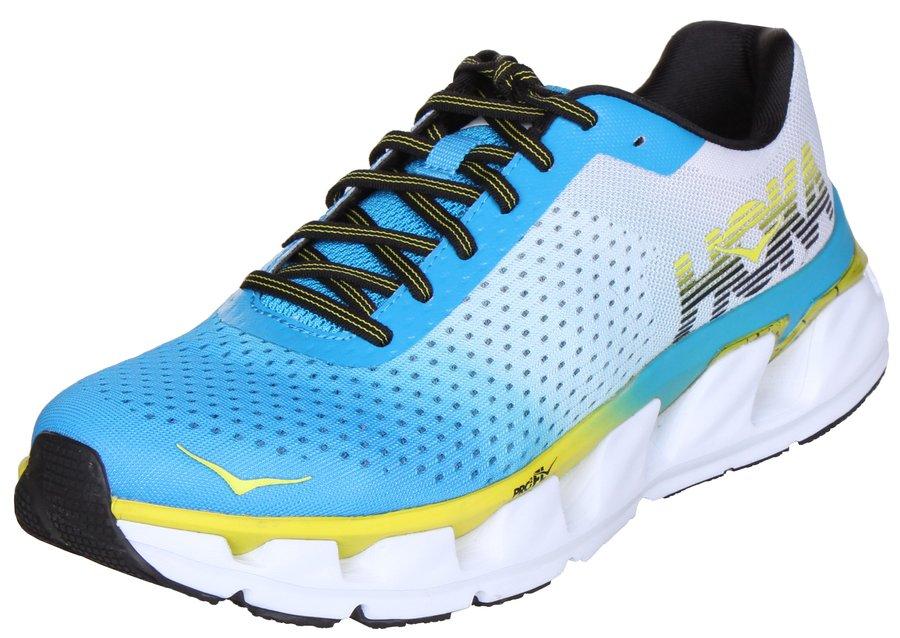 Bílé pánské běžecké boty - obuv Hoka One One