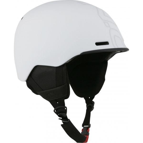 Bílá lyžařská helma O'Neill