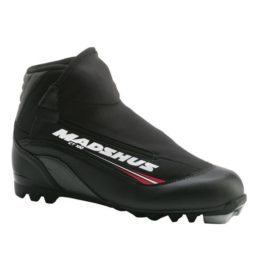 Černé pánské boty na běžky Madshus - velikost 46 EU