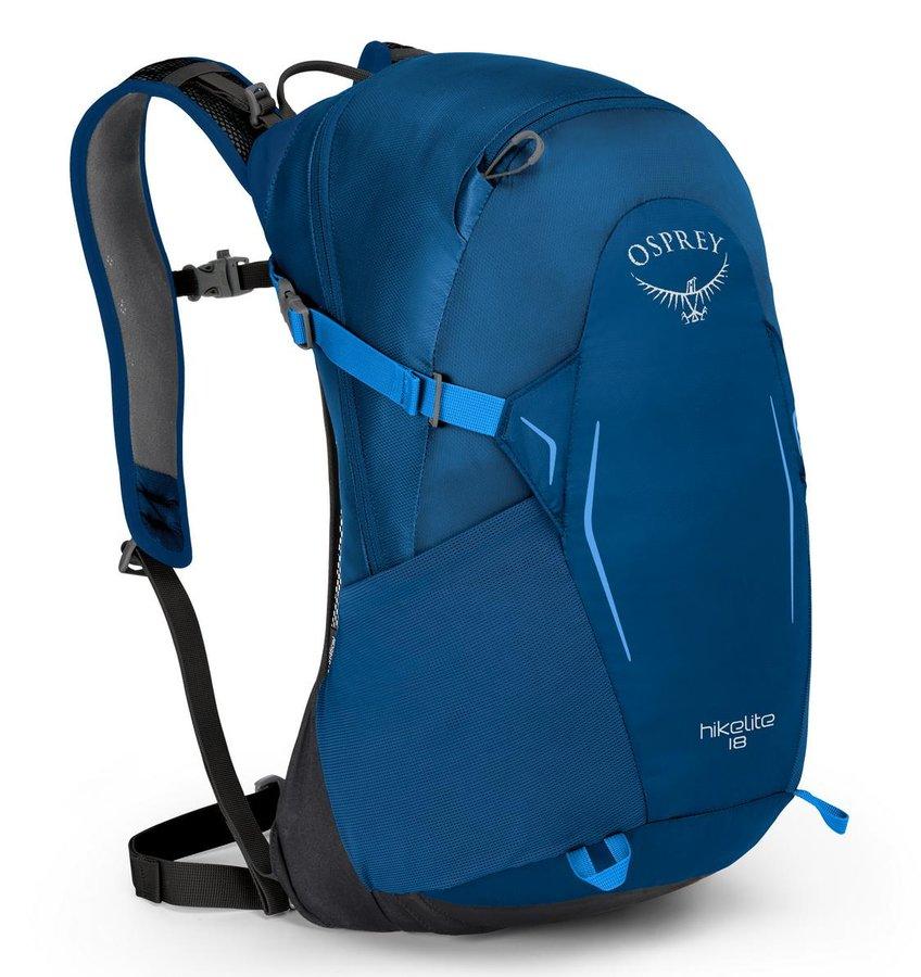 Batoh - Osprey Hikelite 18 bacca-blue