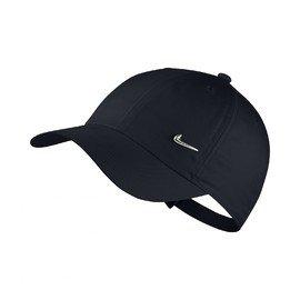 Černá dětská kšiltovka Nike