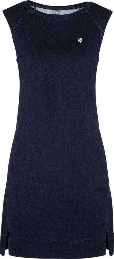Modré dámské šaty Loap