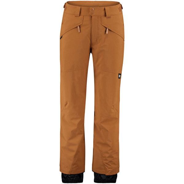 Hnědé pánské snowboardové kalhoty O'Neill