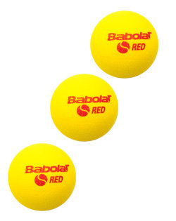 Tenisový míček Red Foam, Babolat - 3 ks
