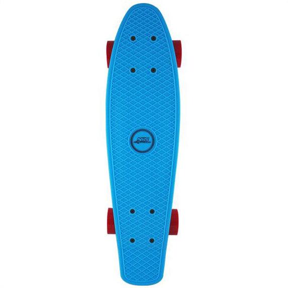 Modrý pennyboard Nils Extreme