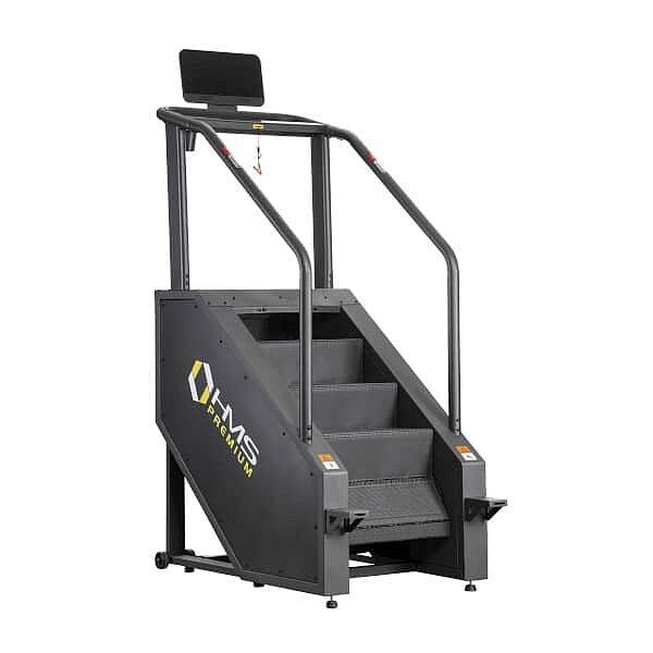 Fitness schody Premium, HMS - nosnost 160 kg
