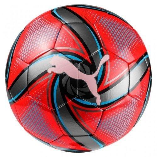 Fotbalový míč - Future Flare fotbalový míč barva: červená;velikost míče: č. 5