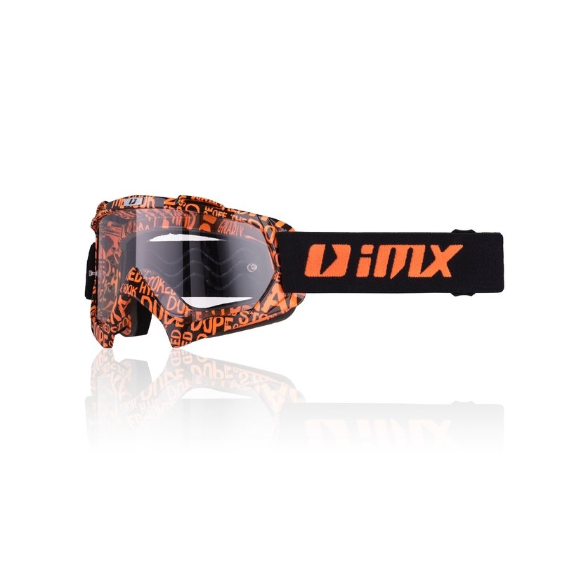 Motorkářské brýle Mud Graphic, inSPORTline