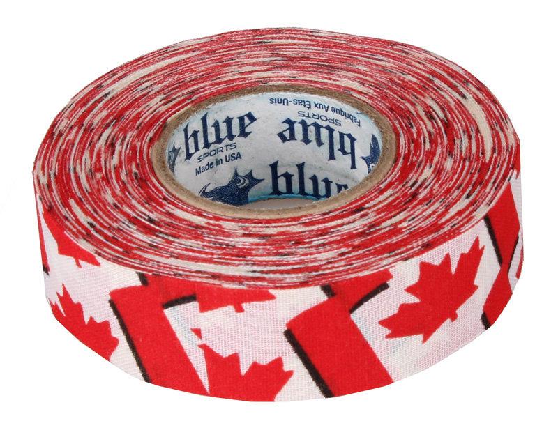 Hokejová omotávka - Blue Sport sportpáska 2,4cmx18m netrhací, Canada