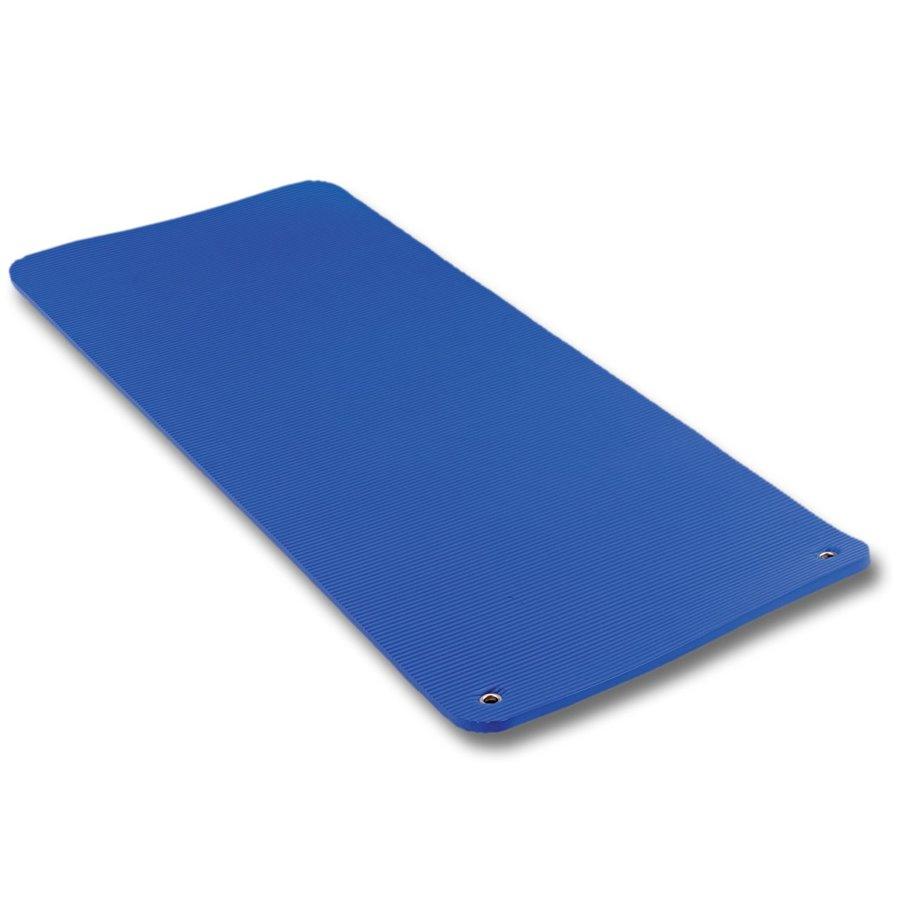 Modrá podložka na cvičení Tunturi - tloušťka 1,5 cm