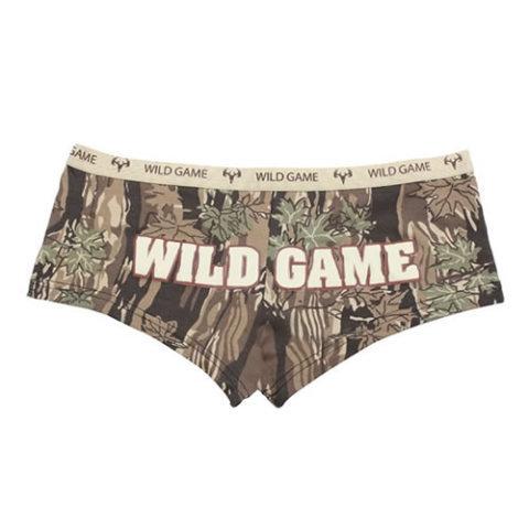 Kalhotky - Kalhotky WILD GAME SMOKEY BRANCH