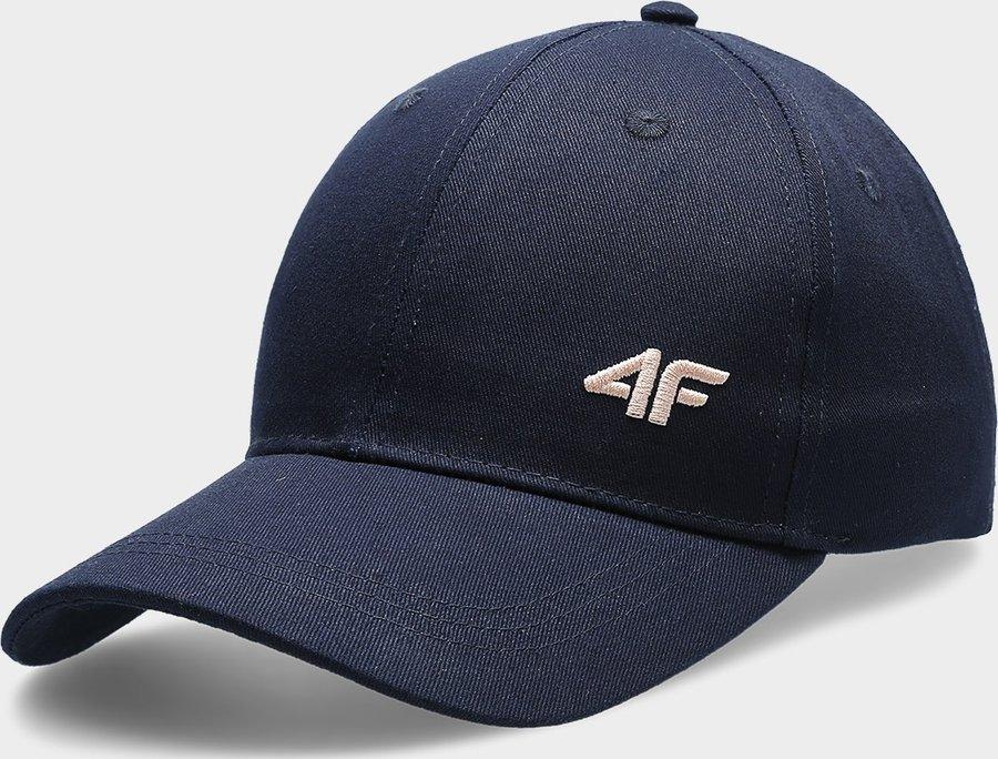 Modrá dámská kšiltovka 4F
