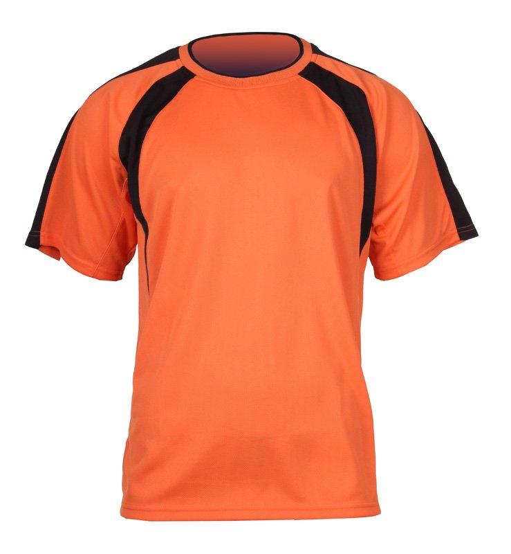 Oranžový dámský nebo pánský fotbalový dres CHELSEA, Merco - velikost 176