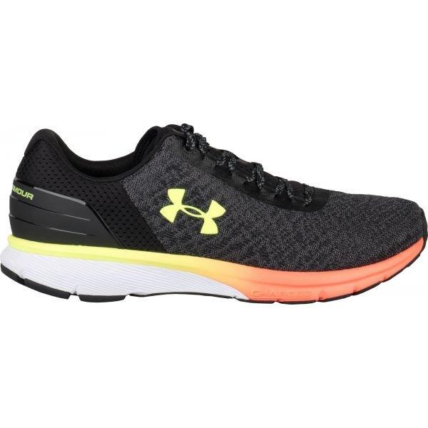 Černé pánské běžecké boty Under Armour - velikost 42,5 EU