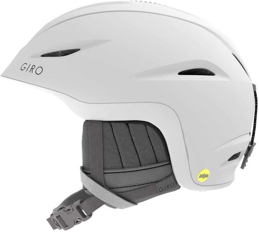 Bílá dámská helma na snowboard Giro - velikost S