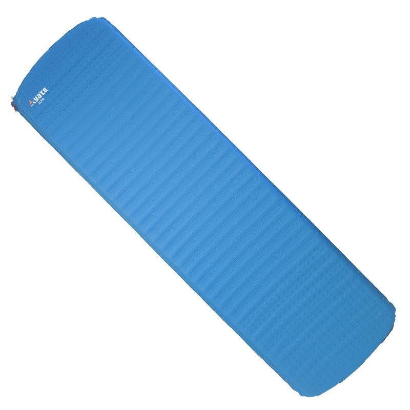 Modrá samonafukovací karimatka Yate - tloušťka 3,8 cm